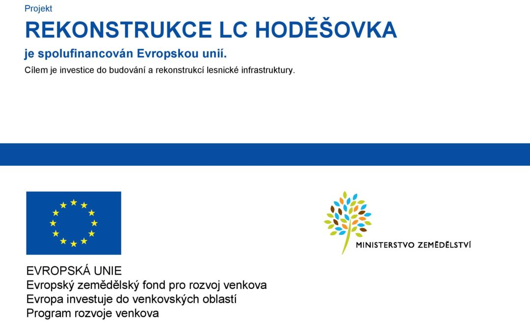 Rekonstrukce LC Hoděšovka