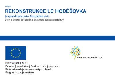 Rekonstrukce LC Hoděšovka 2